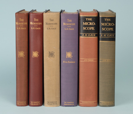 Books by Simon Henry Gage.