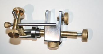 Figure 5: A manual micromanipulator.