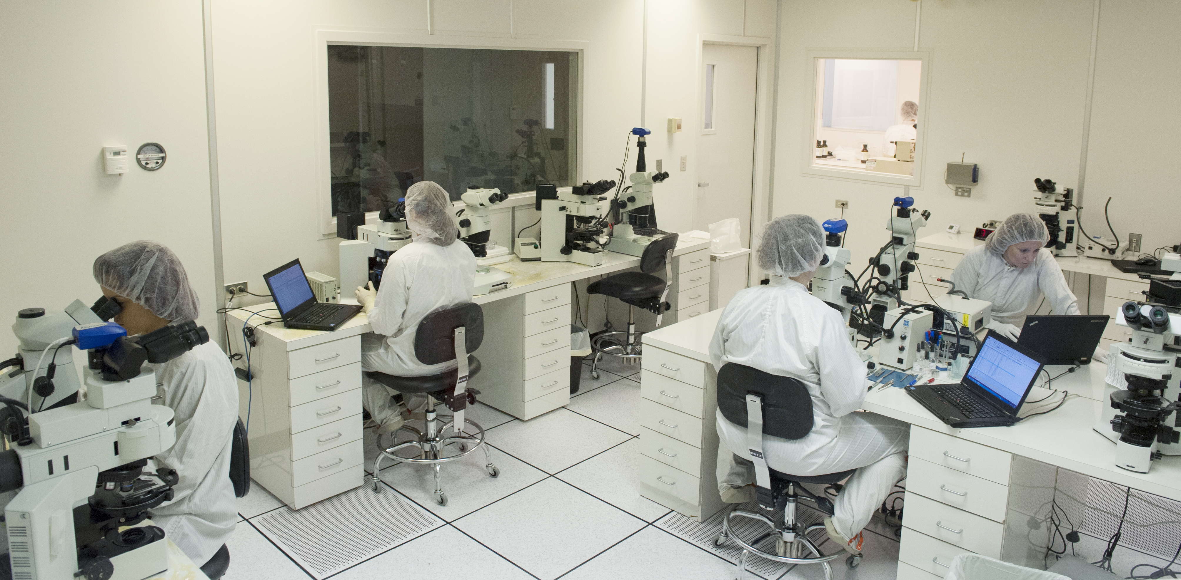 iso 5 clean room specifications