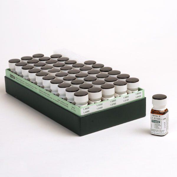 Cargille High Dispersion Full Set - 64 .25 oz. bottles