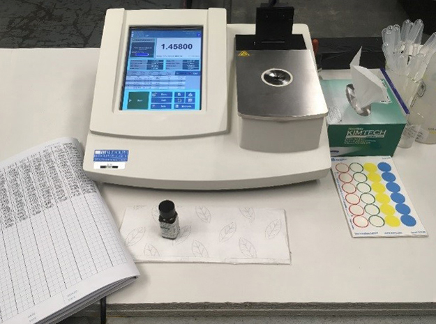 Rudolph Research Analytical Automatic Refractometer J357