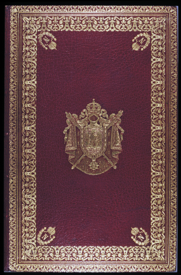 Imperial Almanac of 1855