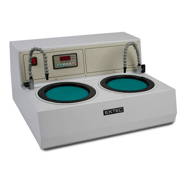 "Extec Labpol 8"" Duo Twin Grinder/Polisher"