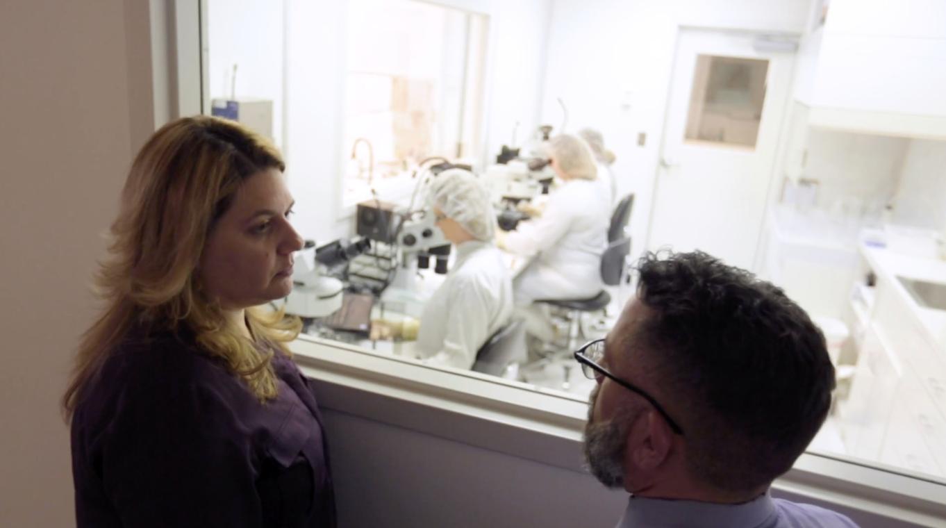 McCrone Associates laboratory tour