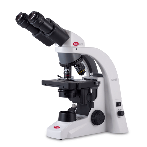Motic BA210 basic biological microscope