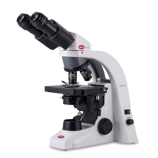 Motic BA210 basic biological microscope