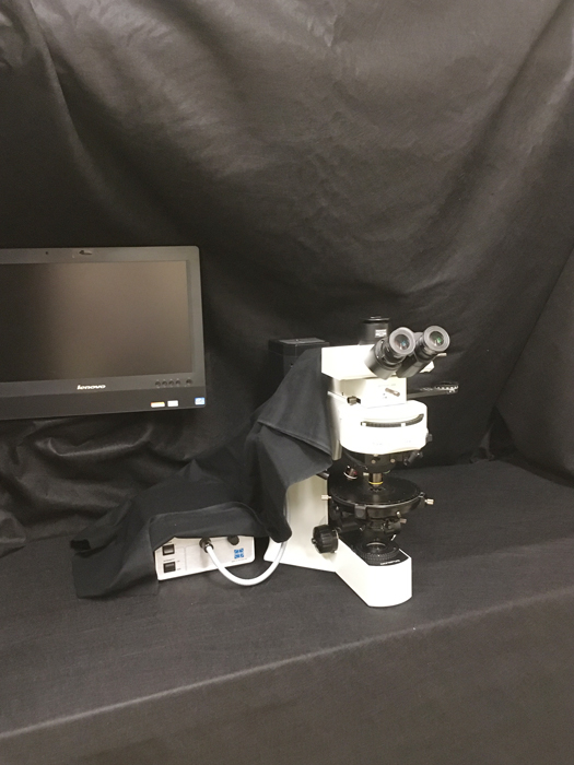 light-proof your microscope