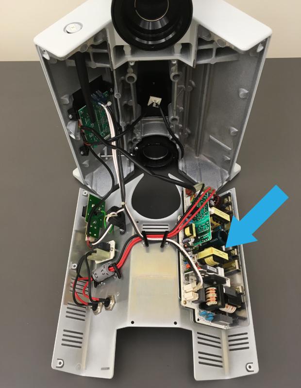 Olympus BX51 constant voltage transformer