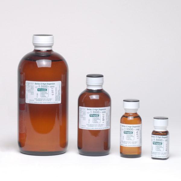 Cargille Refractive Index liquids