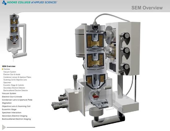 SEM online module