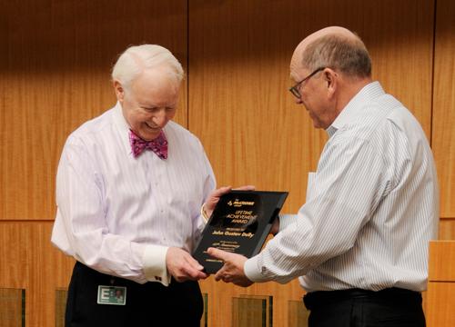 John Delly McCrone Lifetime Achievement Award