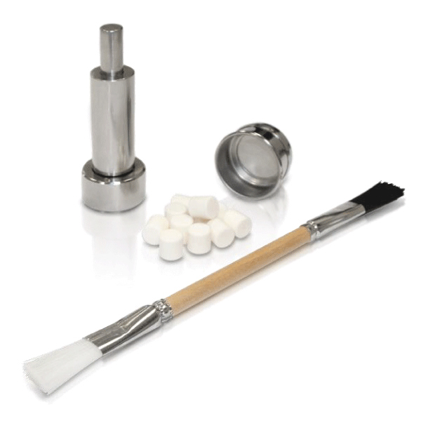 XRD-Mill McCrone sample preparation kit
