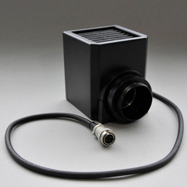 For sale used Olympus U-LH100L 12v/100w halogen light source/lamp house for BX series microscopes.