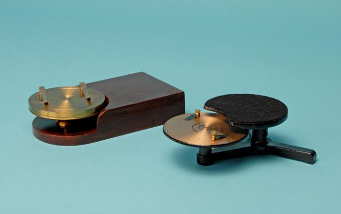 Slide ringing tables