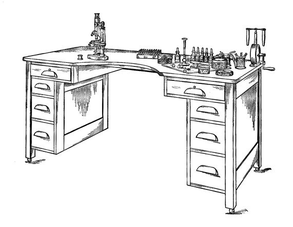 Microscope bench design