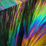Blocks and Angles photomicrograph by Carol Roullard