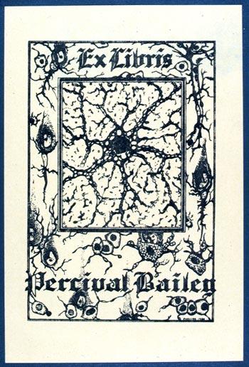 Percival Bailey's bookplate