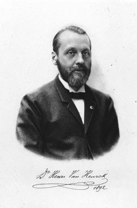Henri van Heurck