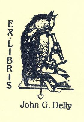 John Delly alternate bookplate