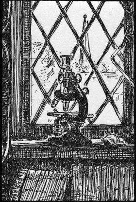 The bookplate of William DeBerniere Macnider