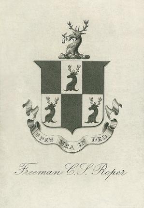 Freeman Clarke Samuel Roper