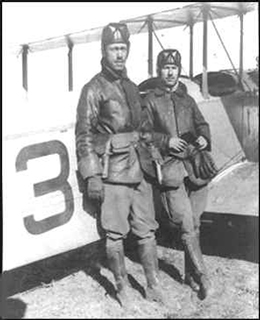 Gorrell, 1st Aero Squadron during the Mexican expedition