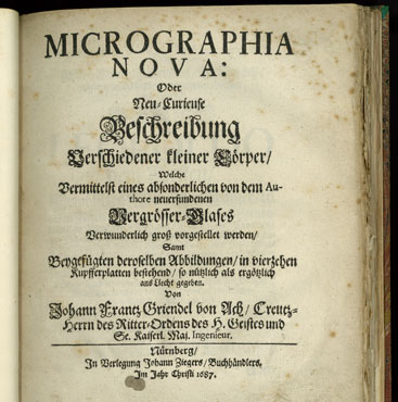 Micrographia Nova